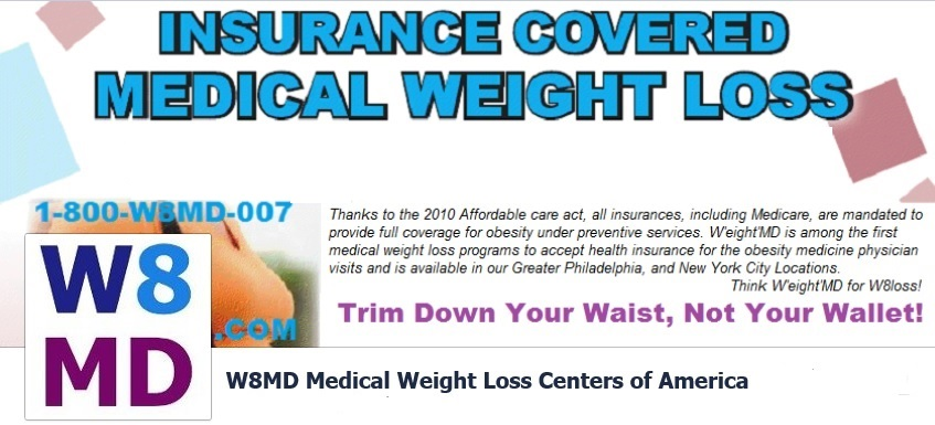w8md lose weight with insurance