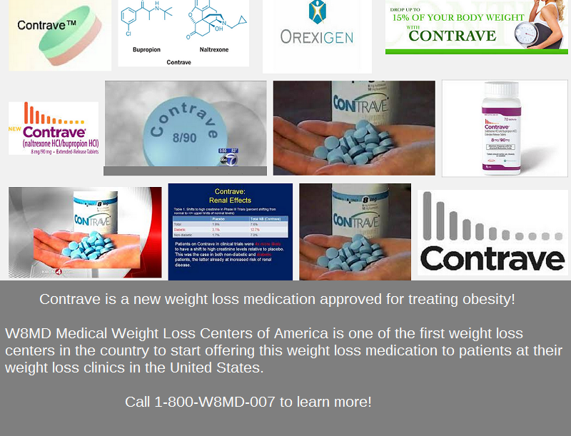 Contrave for weight loss in New York City